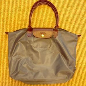 5e9d315ae0cb Bags - Tote bag similar to Longchamp style